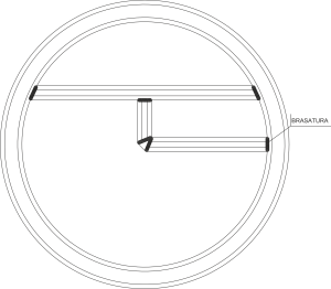 Section of XT1 – More Stronger Double Jacketed Gasket